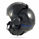 EVO Thin Blue Line flight helmet
