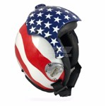 HGU Patriotic flight helmet