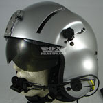Air Tractor custom painted flight helmet