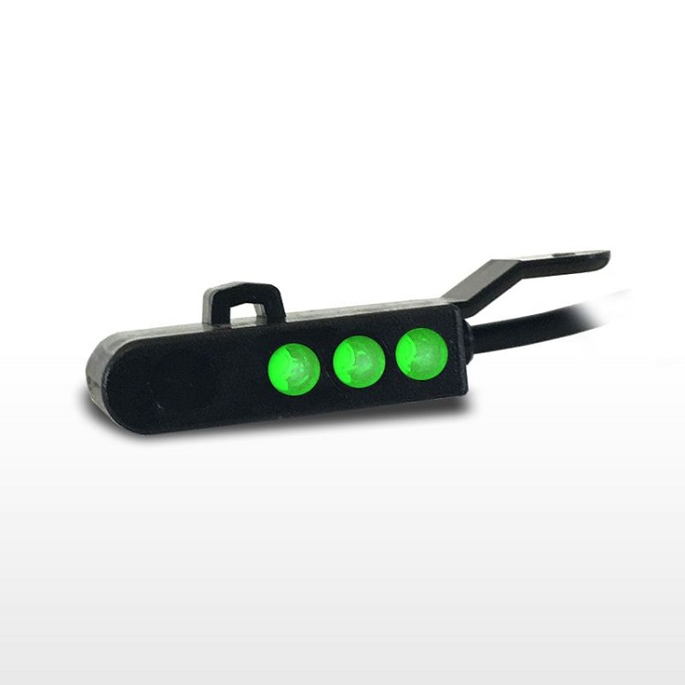 Mic Light NVG 3-Green